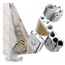 Komplettes Tuff Luff Profilstag Kit komplett -1205 - 36' (11 m)